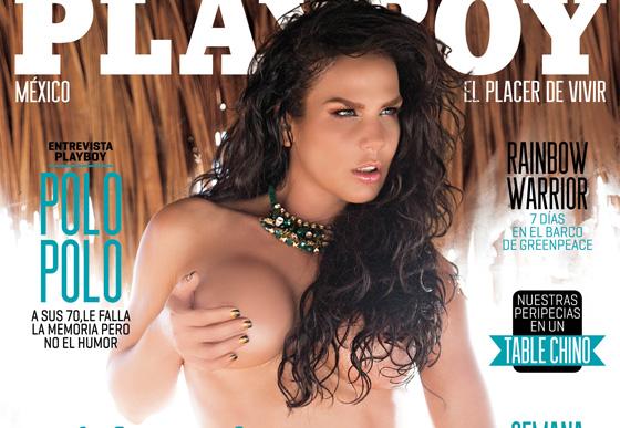 En La Historia De Revista Playboy Niurka Marcos Regresa A Sus