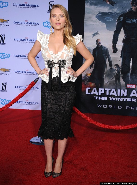 """Captain America: The Winter Soldier"" - Los Angeles Premiere - Arrivals"