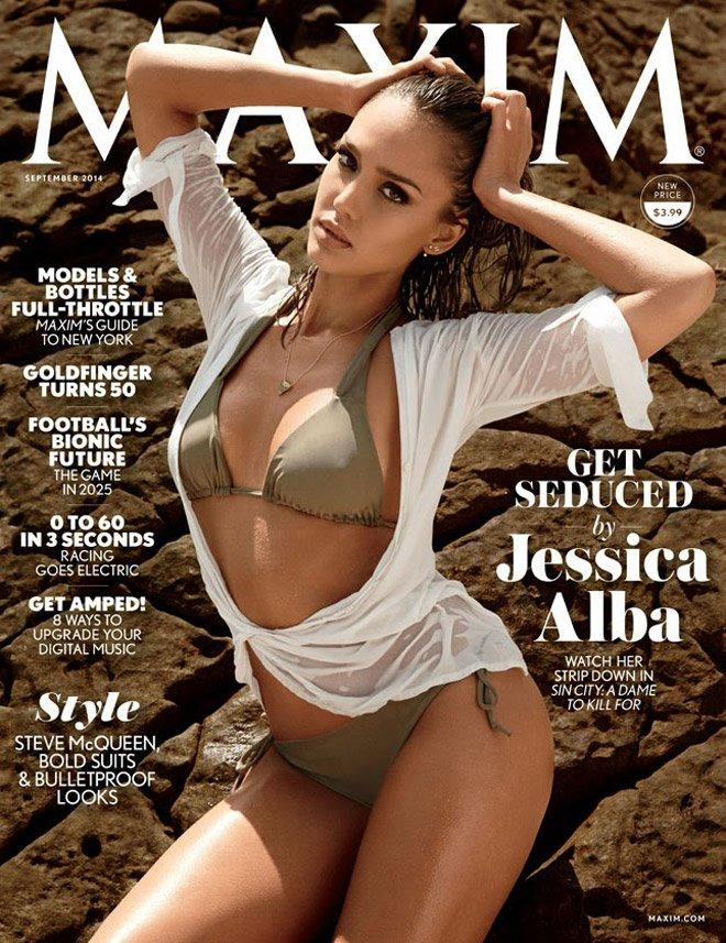 Maxim-JessAlba-portada