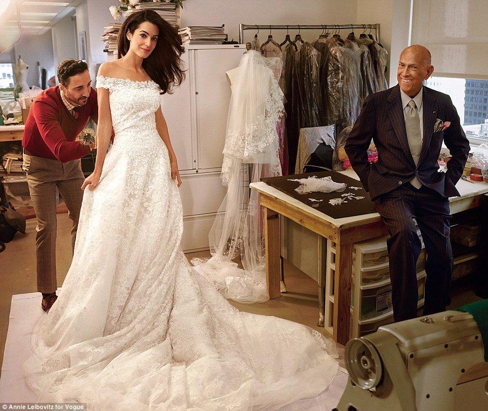 boda de Clooney y Amal
