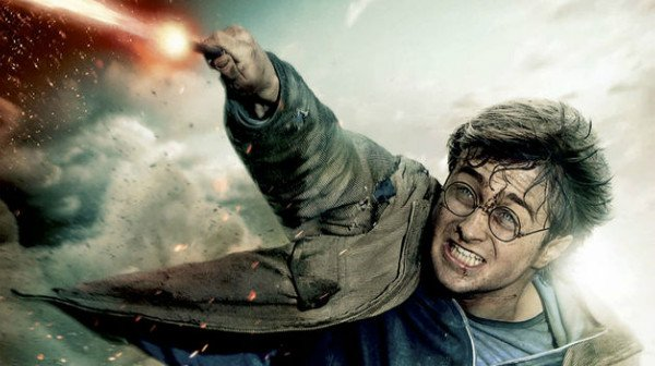 nueva historia de Harry Potter