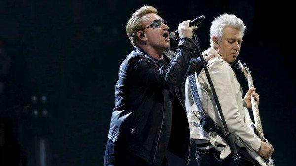 Bono — Oramos por México