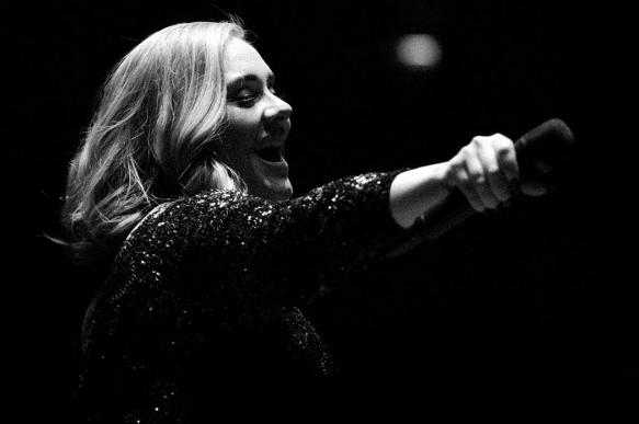"Adele ""Send My Love"""