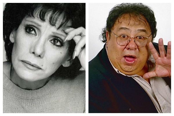 Mueren Leonorilda Ochoa y Charly Valentino