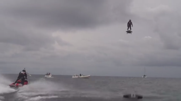 hoverboard real