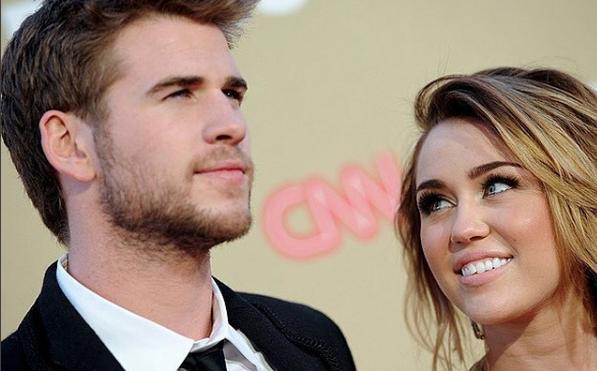 Checa la primer foto que Miley Cyrus subió con Liam ...