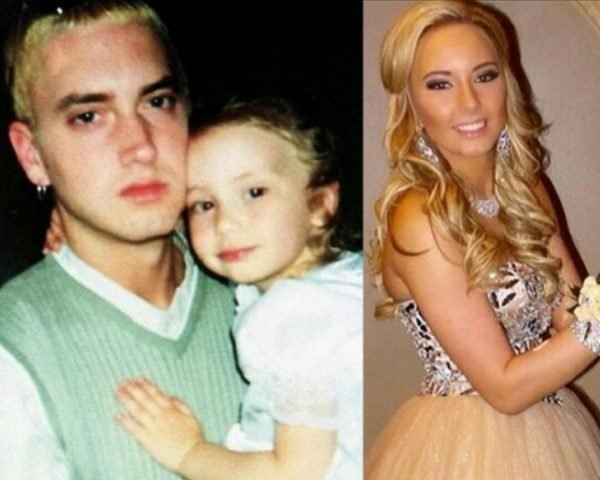 hija de Eminem