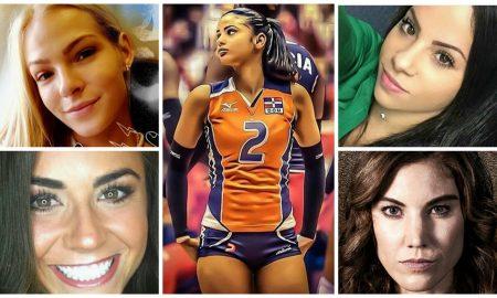 atletas más hermosas