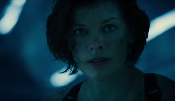 Revelan póster y trailer de Resident Evil: Final Chapter