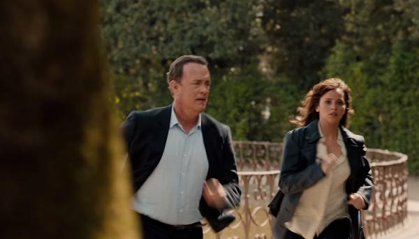 Tom Hanks y Felicity Jones