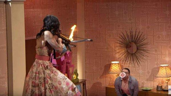Finalista de America's Got Talent casi muere durante transmisión