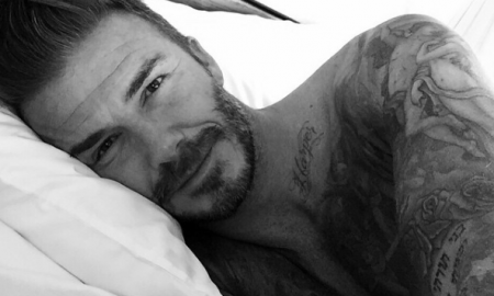 parecerse a David Beckham