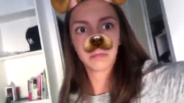 Video fantasma de Snapchat se hace viral