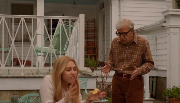 Amazon estrena el trailer de la serie de Woody Allen