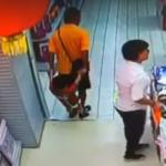 Accidentalmente un hombre causa la muerte de su hijo mientras jugaban en un supermercado de China