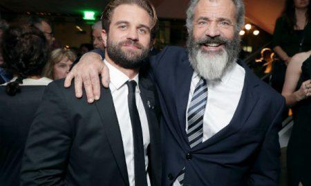 hijo de Mel Gibson