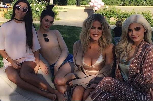embarazo Kardashian
