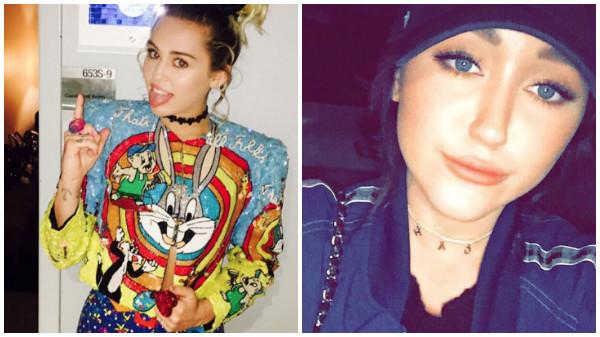 Hermana de Miley Cyrus se lanza como cantante
