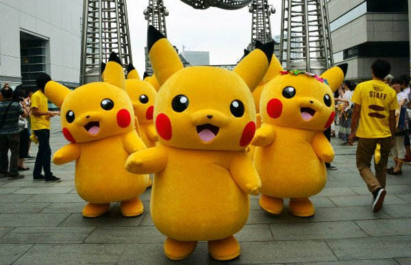 Pikachu insecto