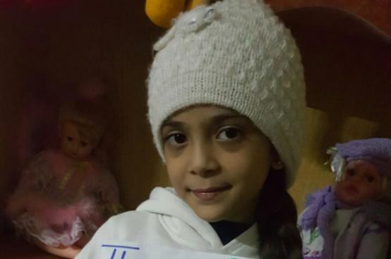 JKRowling envía libros de Harry Potter a una niña siria