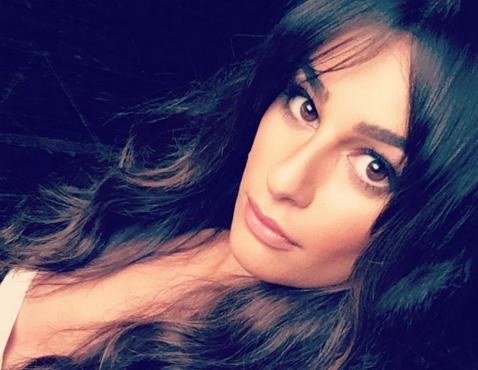 Instagram Lea Michele