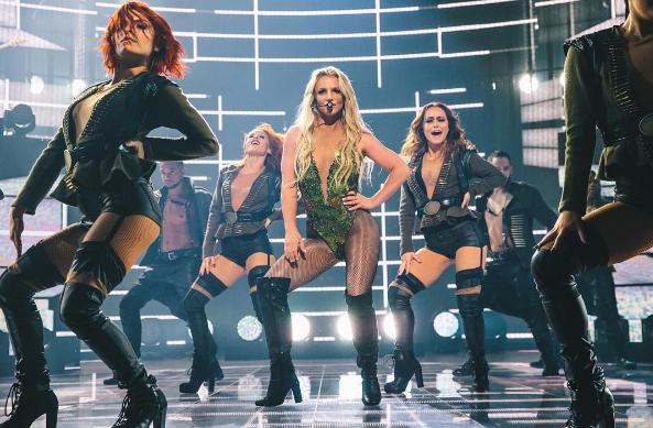 Britney Spears pezon