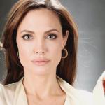 Critican fuertemente a Angelina Jolie por no usar sostén