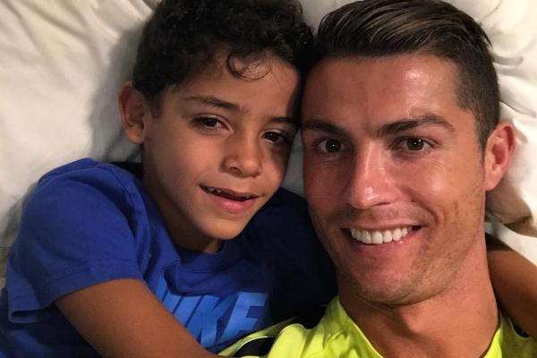 Cristiano Ronaldo padre