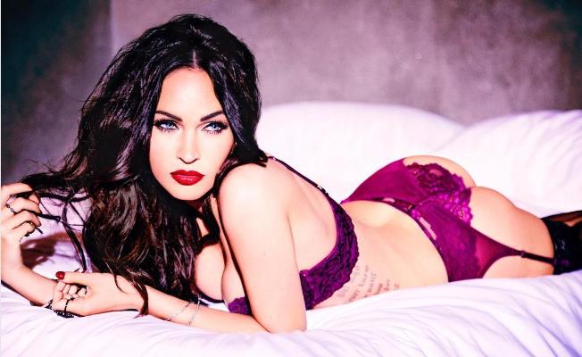 Megan Fox sorprende a sus fans con la más sexy lencería – Laura G bdc597a8ff9b