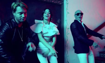 Camila Cabello, Pitbull y J Balvin