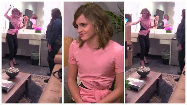 c41a6b655ae6 Este vídeo demuestra que Emma Watson es ¿insoportable? – Laura G