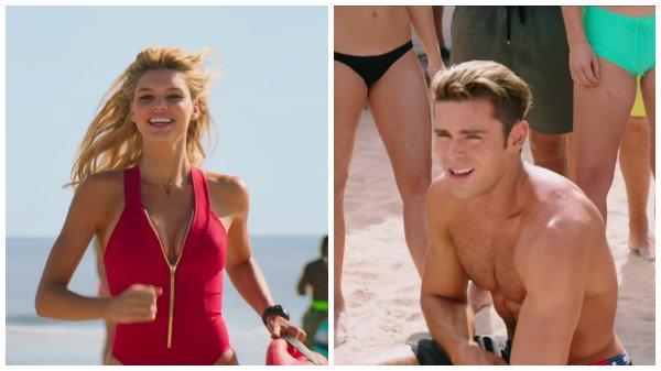 ¡Nuevo tráiler en español de 'Baywatch: Los Vigilantes de la Playa'!