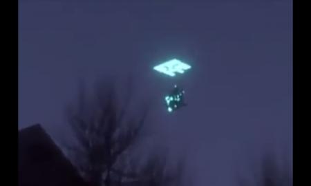 objeto volador en el cielo de Sonora
