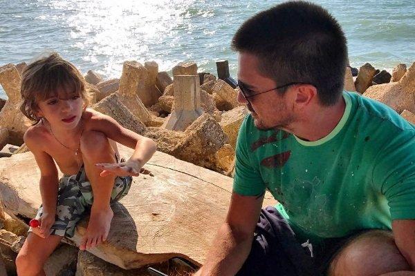 Su hijo mostró su talento para el canto en Instagram — Juanes