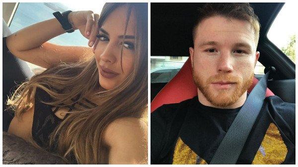 ¿Están enamorados Shannon de Lima y El Canelo Álvarez?
