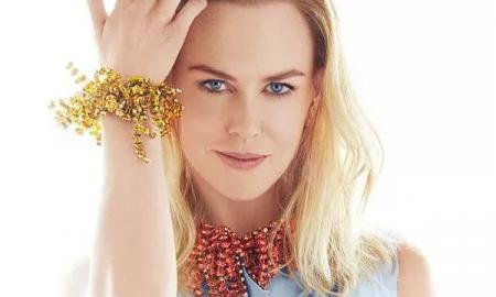 Nicole Kidman pezones