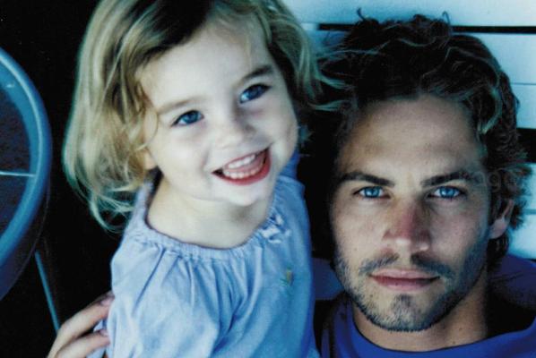 La hija del fallecido Paul Walker elige las pasarelas