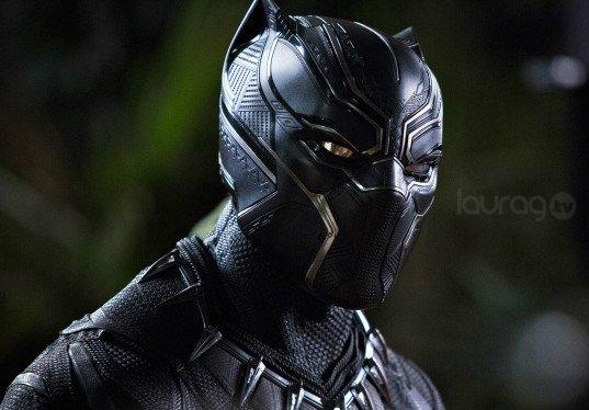 Lanzan nuevas imágenes de Black Panther