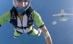 Paracaidista se suicida