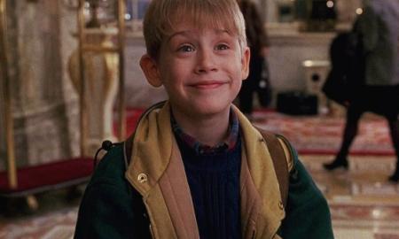 Macaulay Culkin cambio de look