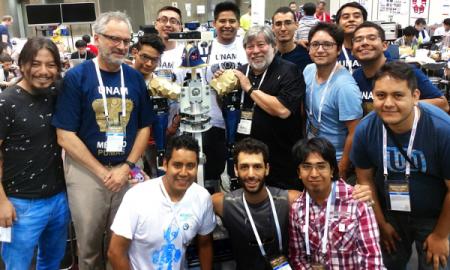 Robot UNAM