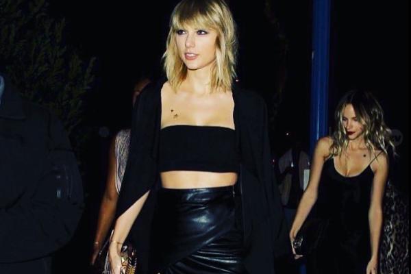 Taylor Swift ganó juicio en contra de DJ que la agredió sexualmente