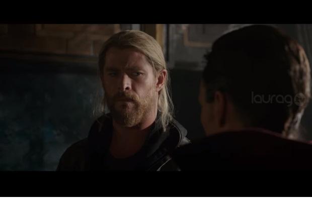 Doctor Strange en el nuevo adelanto de Thor