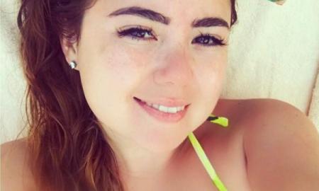 Mariana Botas bikini