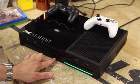 PS4 y un Xbox