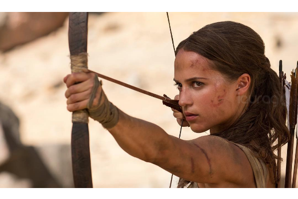 Revelan primer tráiler de Tomb Raider