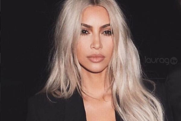 Kim Kardashian tanga