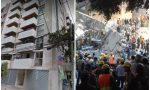 antes y después de la Ciudad de México