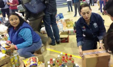 gobierno de Morelos de desviar ayuda
