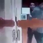 Supuesta cámara de seguridad capta a una pareja teniendo sexo